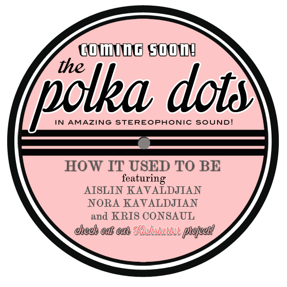 The Polka Dots (click to visit our Kickstarter page)