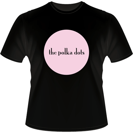 Big Pink Dot T-Shirt Art
